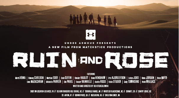 Movie Premier Ruin And Rose Saturday November 19