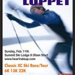 ANNUAL ART ROSCOE LOPPET – Feb 11th, 2018