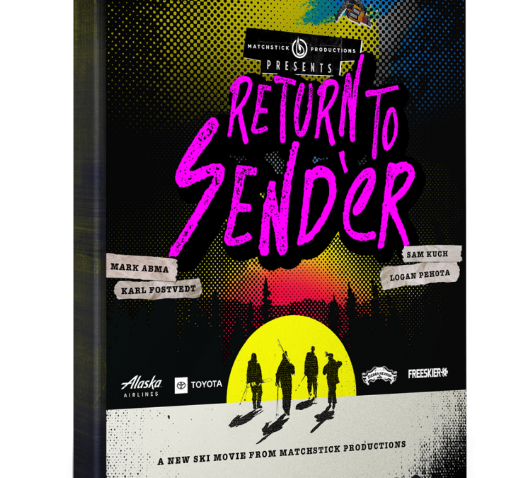 "Movie Premier: ""Return To Sender"" – Saturday, November 23, 2019 @ The Ellicottville Depot"